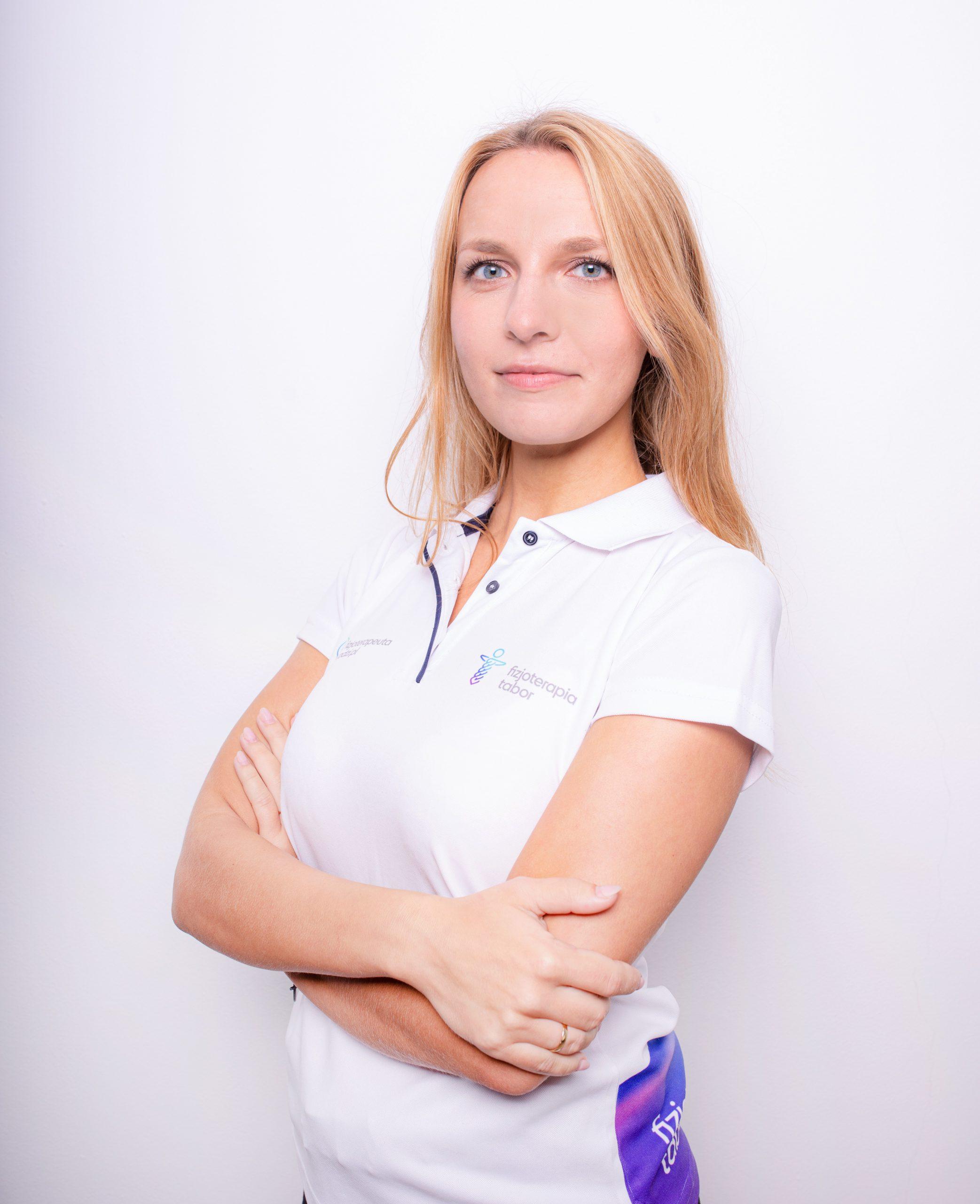 Kamila Tabor, fizjoterapeuta